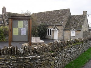 The Village Hall - Eastleach