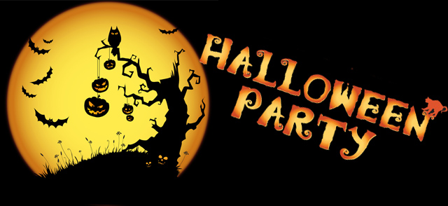 Halloween Party - Victoria Inn - Eastleach