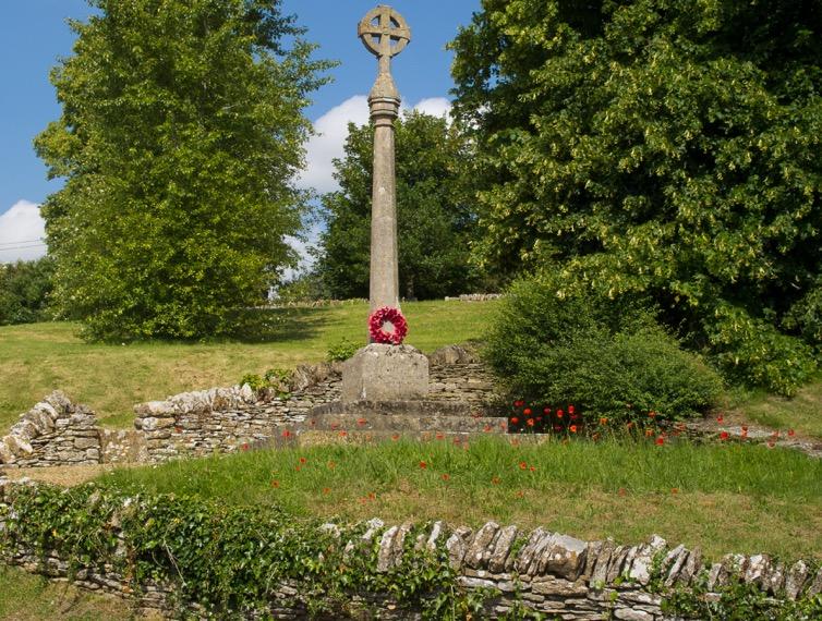 War Memorial Eastleach
