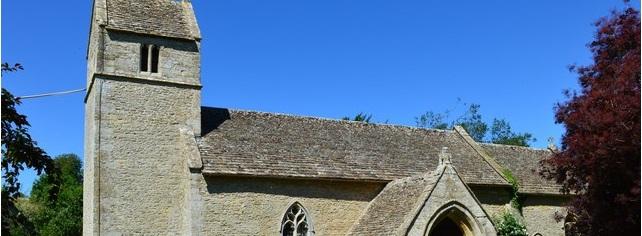 st andrews church eastleach