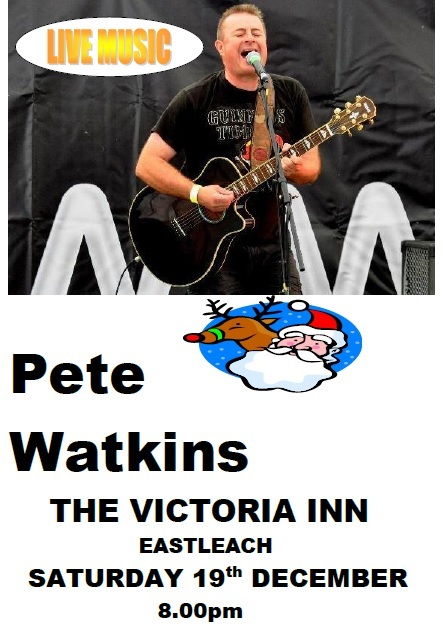Live music - victoria inn - eastleach
