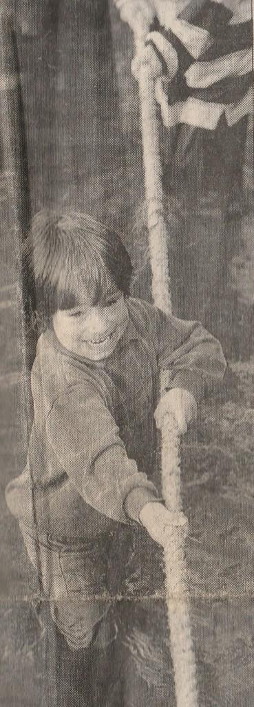Eastleach Village Frolics - Tug of War 1996