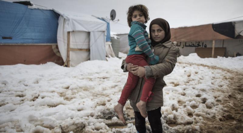 coats 2 syria - eastleach village