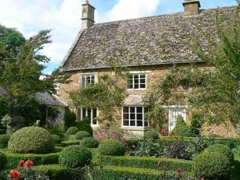 South Newington House Garden