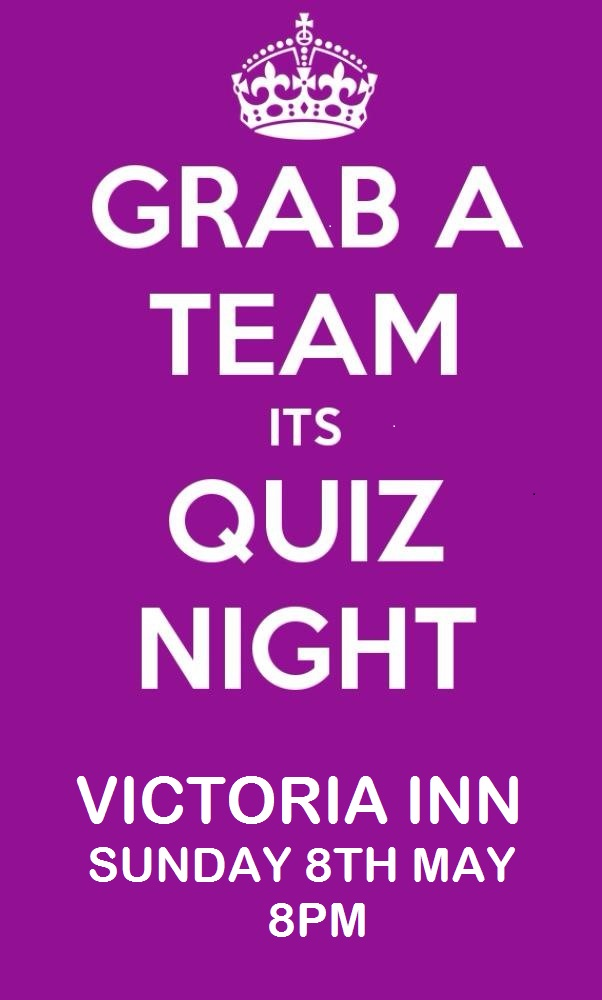 VICTORIA INN QUIZ NIGHT