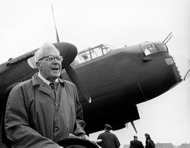 Sir Barnes Wallis - Eastlach
