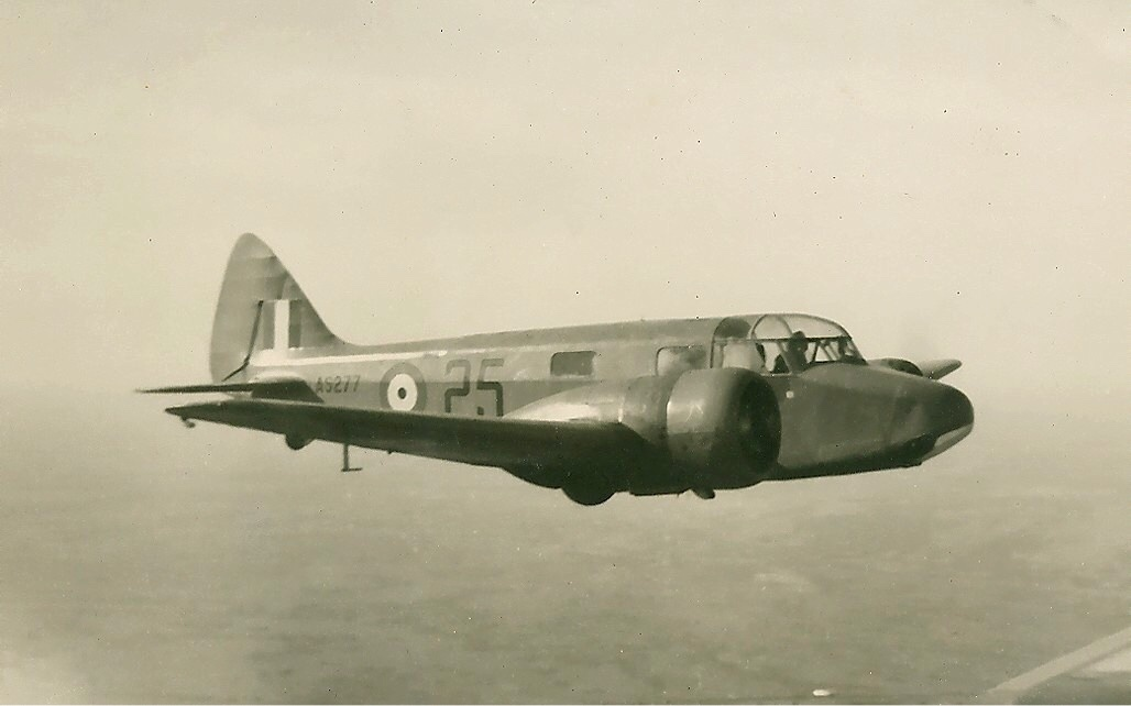 The Airspeed AS.10 Oxford was a twin-engine monoplane aircraft developed and manufactured by Airspeed. It saw widespread use for training British Commonwealth aircrews in navigation, radio-operating, bombing and gunnery roles throughout the Second World War.
