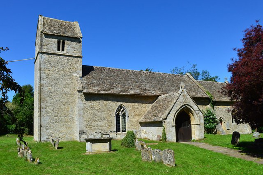 St Andrews Church - Eastleach, Cirencester, Gloucestershire, Cotswolds