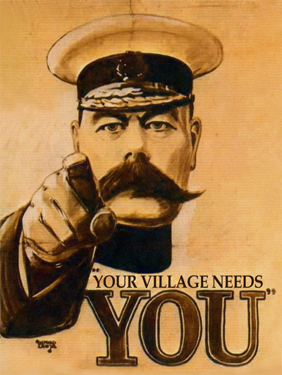 Eastleach Your Village Needs You! Cotswolds, Gloucestershire