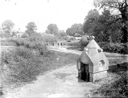 The Well is fed by a spring and provided the everyday water supply for the Village of Eastleach, since its installation in 1874.